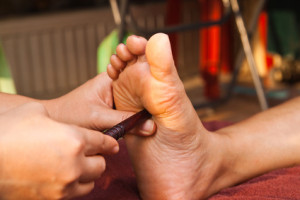 Thai Reflexology treats your body's foundation: your feet.