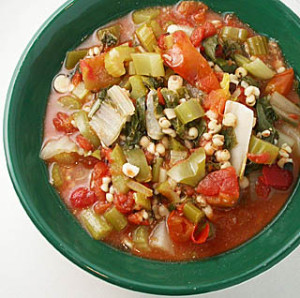Beautiful & Delicious: Chinese medicine detox soup